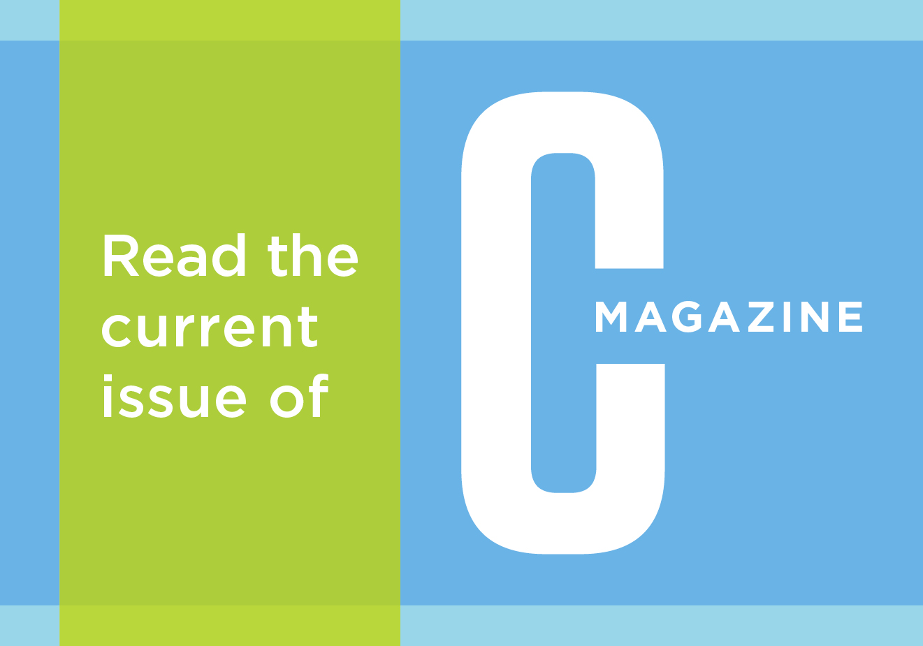 read the latest edition of C magazine