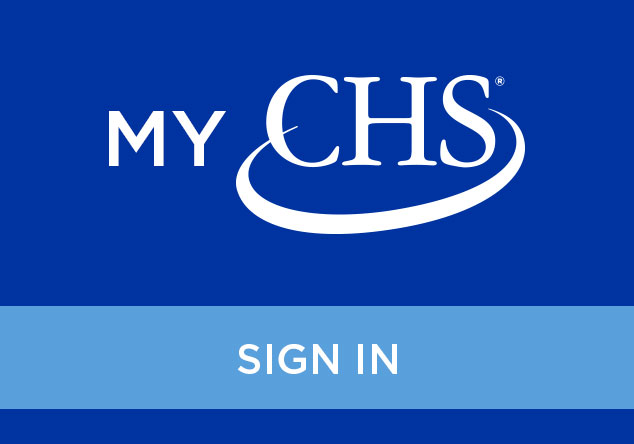 My CHS Login