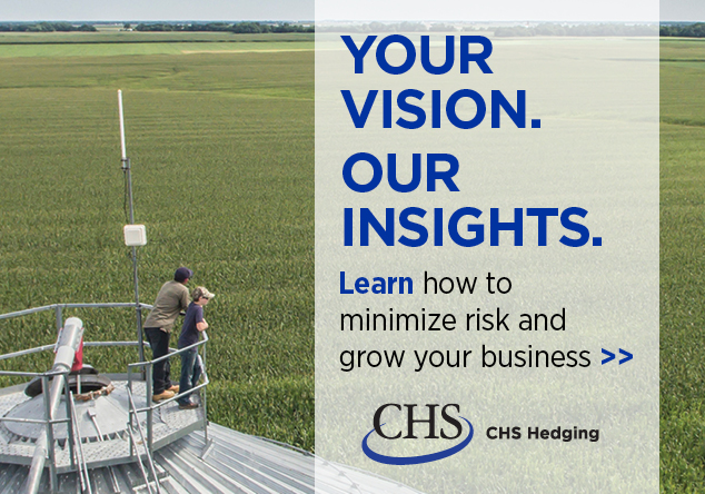 CHS Hedging: Your Vision, Our Insights