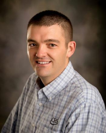 Jason McClellan portrait