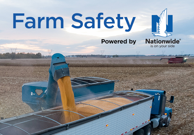 Farm safety - Powered by Nationwide Insurance