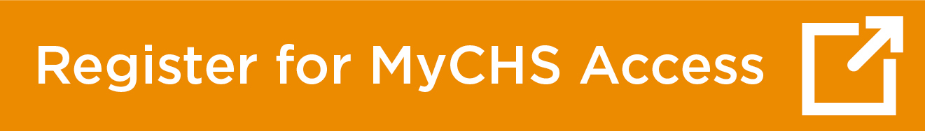 Register for a MyCHS Account